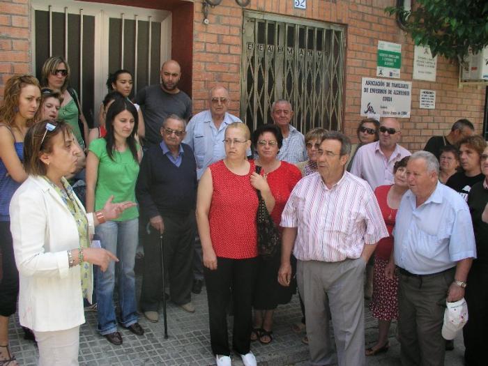 El centro de alzheimer de Coria sigue abierto con una ayuda de Bienestar Social