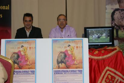 El IV Encuentro Internacional de Mayorales y Toreros se desarrollará en Coria los días 13, 14 y 15