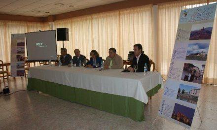 Baños de Montemayor acoge la presentación de los productos turísticos de los balnerarios extremeños