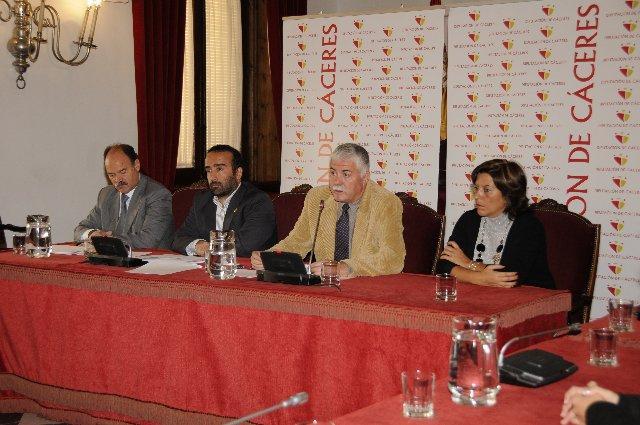 La Diputación mantendrá en sus presupuestos de 2010 la inversión destinada a obras e infraestructuras municipales
