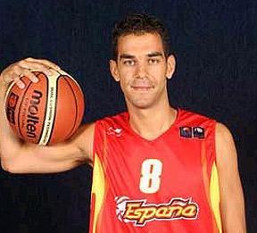 La selección española de baloncesto estará en Extremadura antes de la Olimpiada de Pekín