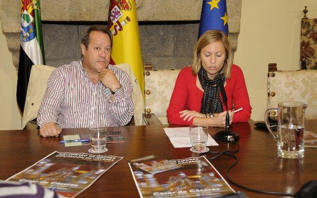 Más de 60 ajedrecistas se darán cita este fin de semana en la Casa de Cultura de Casar de Cáceres