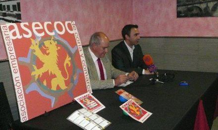 Asecoc presenta su marca identificativa para promocionar a las pymes de Coria y comarca