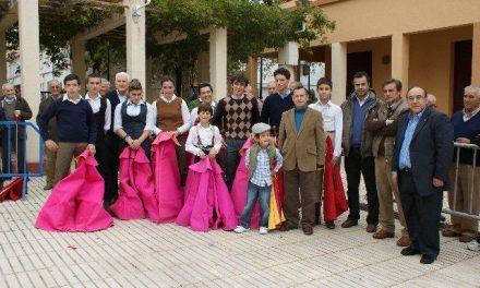 El encuentro de Mayorales concluye con una exhibición de toreo de alumnos de Badajoz y Salamanca