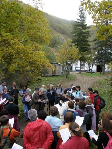 El fin de semana central del Otoño Mágico 2009 congrega a cientos de personas en las distintas actividades