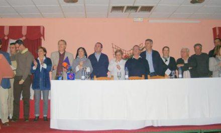 Pedro Caselles es elegido por unanimidad como nuevo presidente de la Junta local del PP de Moraleja