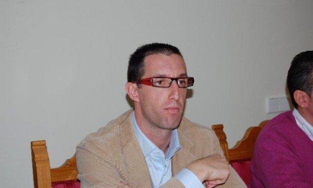 Rubén Blanco exige que la Junta actúe de forma inmediata en el patio del colegio Joaquín Ballesteros
