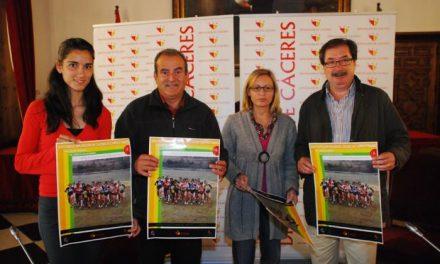 El XXVI Trofeo de Campo a Través de la Diputación de Cáceres contará con un millar de atletas extremeños
