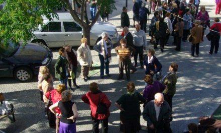 """Más de 300 mayores participan en los primeros encuentros """"Nuestros mayores"""" de Aupex"""