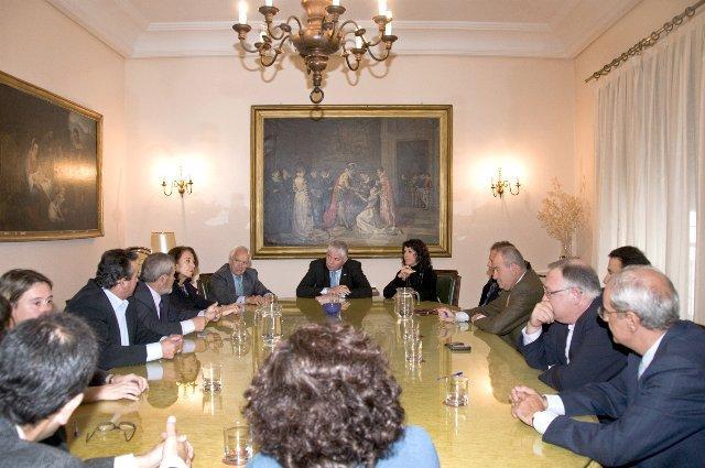 La Diputación y las Denominaciones de Origen renuevan su convenio de colaboración anual