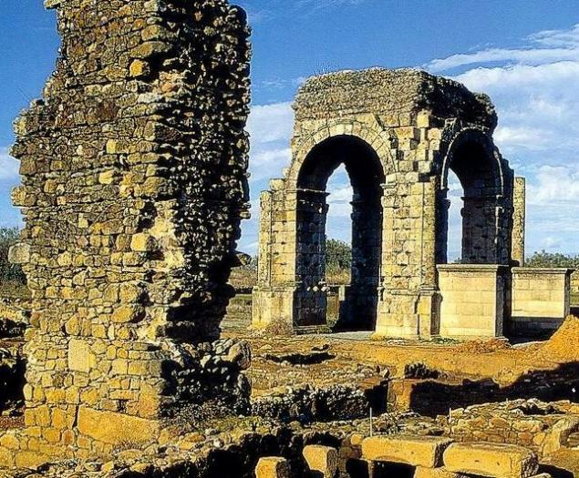 El proyecto Alba Plata II recuperará la ciudad romana de Cáparra con una inversión de 560.000 euros