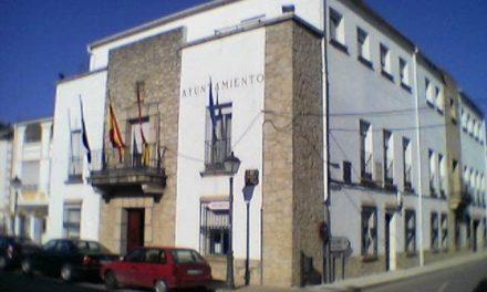 Una sentencia del TSJEx  anula la convocatoria del pleno en el que tomó posesión Jaime Vilella