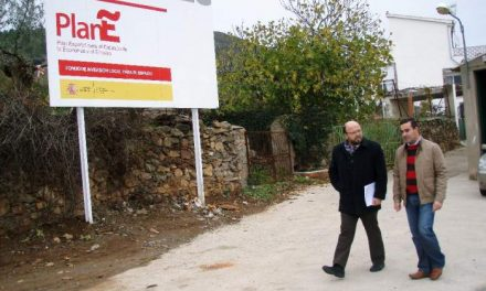 Torrecilla de los Ángeles ha generado 55 puestos de trabajo gracias a las obras del Fondo Estatal
