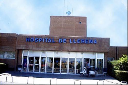 Fallece por coronavirus una mujer de 82 años en el Hospital de Llerena