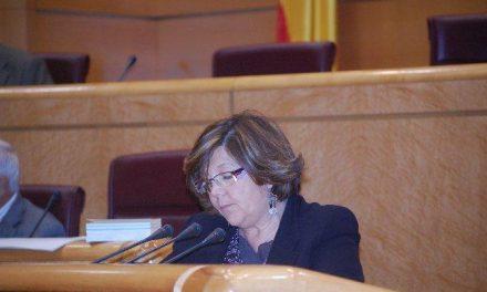 El Senado aprueba ayudas al sector corchero a través de una enmienda de la socialista Rafaela Fuentes