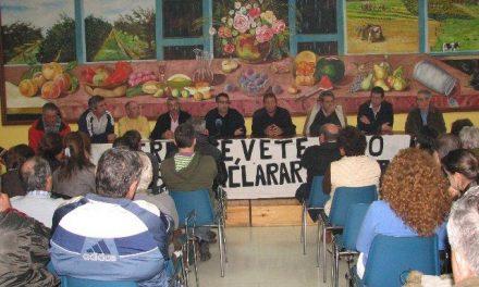 Upa-Uce Extremadura expresa su apoyo a los socios de la Cooperativa Caval de Valdelacalzada