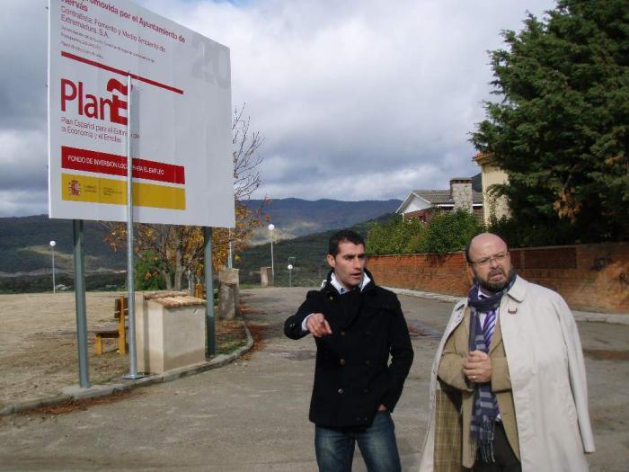 Hervás es uno de los municipios más seguros y en el último año han disminuido las infracciones en un 68%