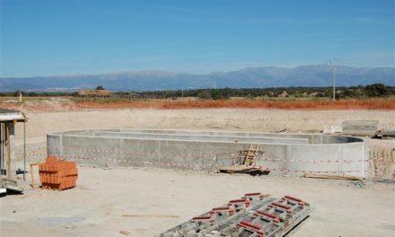 Casatejada comenzará a tratar sus aguas residuales con la nueva depuradora en julio de 2008
