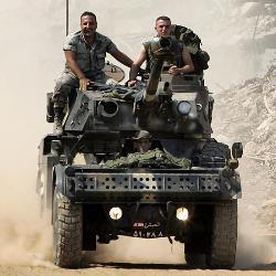 La tercera rotación de soldados de la Brigada 'Libre Hidalgo' parte este domingo desde Talavera la Real