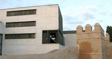 La demolición del cubo de Biblioteconomía en Badajoz supone un gasto de 8 millones de euros
