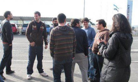 Los trabajadores de Monprint finalizan el encierro tras lograr un acuerdo a través de CCOO