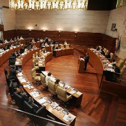 La Asamblea aprueba los Presupuestos de Extremadura para 2010 con el rechazo del PP