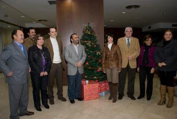 Tovar hace un completo repaso a las actuaciones de la Diputación Provincial de Cáceres en 2009