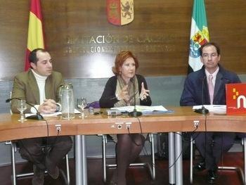 Carmen Heras deja la presidencia del SEPEI contenta por haber ampliado el número de parques