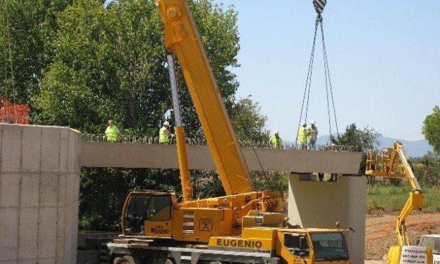 Moraleja valora el puente sobre la Rivera de Gata como el proyecto más importante del año 2009