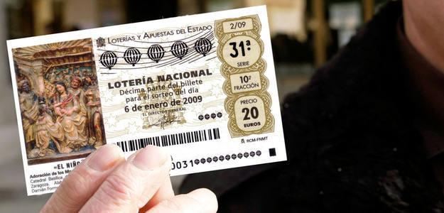 Las ventas para el Sorteo de 'El Niño' ascienden a 18,17 millones de euros en Extremadura