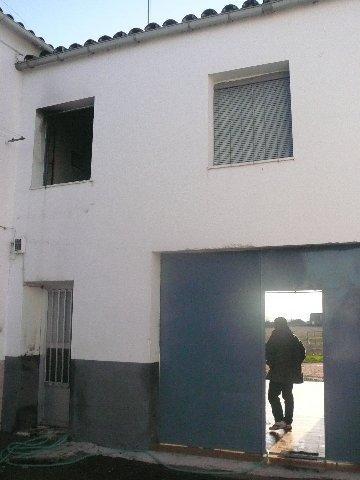 Un incendio en una vivienda de la calle Postuero de Moraleja se salda sin daños personales ni materiales