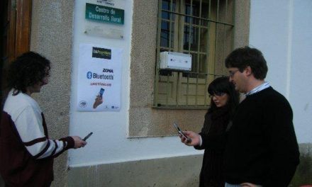 Adic-Hurdes implanta un servicio de información turística a móviles mediante tecnología Bluetooth