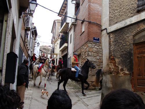 Valverde del Fresno se prepara vibrar con San Blas, del 2 al 6 de febrero, con los caballos como protagonistas