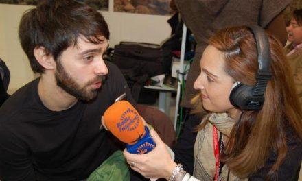 El actor Alberto Amarilla apoya con su presencia en Fitur la candidatura de Cáceres 2016