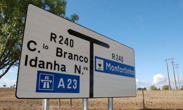 La Junta reparará la vía que une Cáceres con Portugal pasando por Alcántara