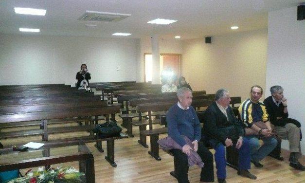 Moraleja estrena el nuevo salón de plenos en una sesión que de nuevo abandonan los socialistas