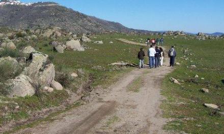 Andares desarrolla mañana una ruta de senderismo a Los Pajares con motivo de las jornadas sobre las grullas