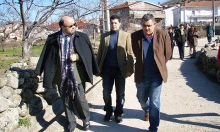 Gargantilla crea siete puestos de trabajo con la obras de la calle Calvo Sotelo con el Fondo Estatal Local