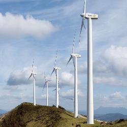 La instalación de parques eólicos enciende una polémica entre PSOE y PP en el pleno de la asamblea
