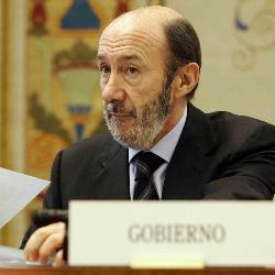 Rubalcaba confirma que «no hay un solo dato que atestigüe» la presencia de ETA en Mérida