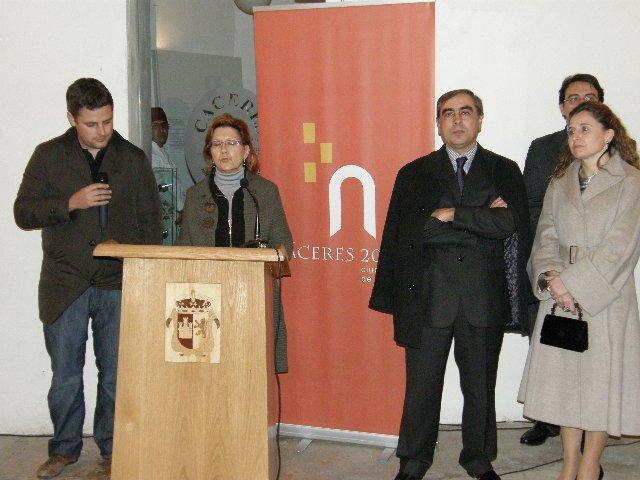 El Consorcio Cáceres 2016 recibe a los representantes internacionales de sanidad de la Unión Europea