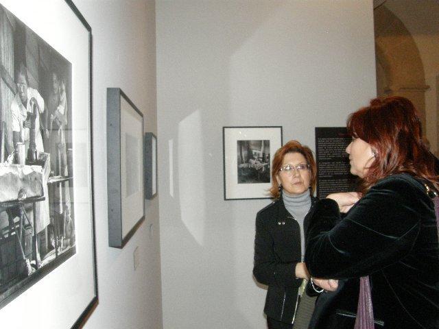 """Llega a Cáceres la exposición del fotógrafo W. Eugene Smith bajo el título """"Más real que la realidad"""""""