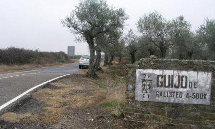 Las obras de adecuación de la carretera entre Guijo de Coria y Guijo de Galisteo iniciarán su segunda fase en breve