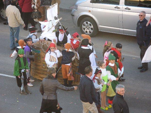 Moraleja repartió 2.550 euros en un desfile multitudinario y con un alto nivel en la calidad