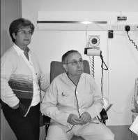 El hospital de Tierra de Barros abre el área de hospitalización y ya se han registrado 12 ingresos