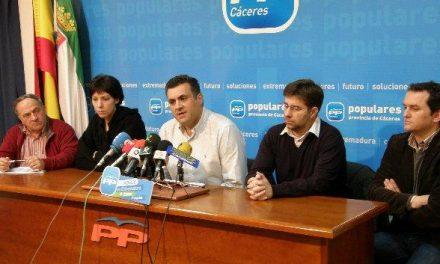El PP dice que la Junta ha «amañado» la selección de personas en los talleres de empleo de Las Hurdes
