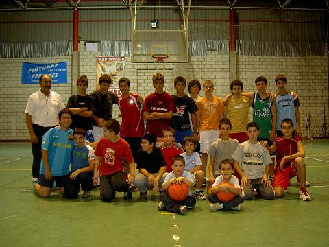 El Club Baloncesto de Coria gestionará la escuela municipal y logra el patrocinio de Cordero Ibarra