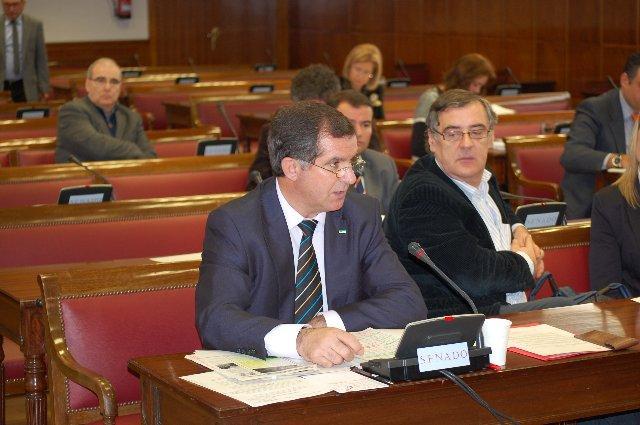 El Senado rechaza una moción del PP que pedía recuperar el abastecimiento a Cáceres desde el río Almonte