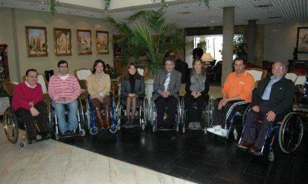 Nace Aspaym Extremadura para representar a las personas con lesión medular y gran discapacidad física
