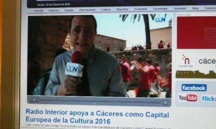 El 92% de los extremeños apoya la candidatura de Cáceres a Capital Europea de la Cultura 2016